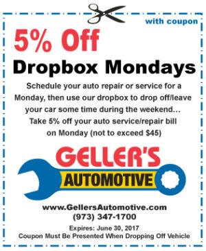 Dropbox Mondays – Save 5%