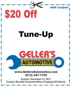 $20 Off Tune-Up