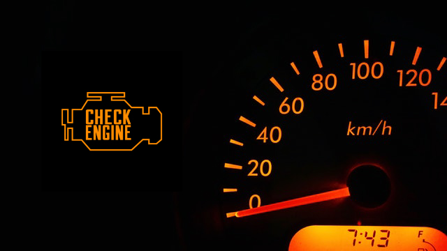 Trust Your Check Engine Light And Ignition Coils Replacement To Gelleru0027s  Automotive In Byram, ...