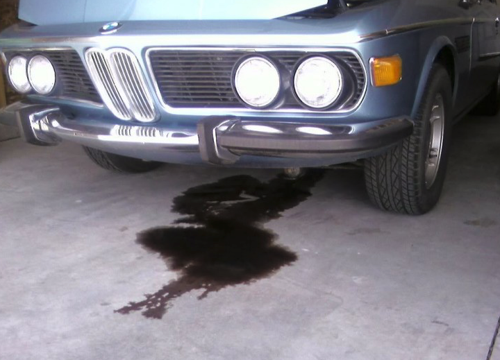 Car Leaking Oil >> My Vehicle Is Burning A Lot Of Oil Is There An Oil Leak Geller S